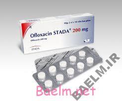 دارونامه | موارد مصرف و عوارض داروي افلوکساسین