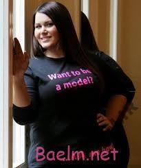 اصول شيك پوشي و خوش لباسي براي  زنان چاق