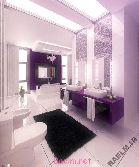 مد و زیبایی | تصاویری زیبا از شیک ترین حمام های دنیا