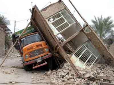 اخبار حوادث | اولین زلزله تبریز در سال 93