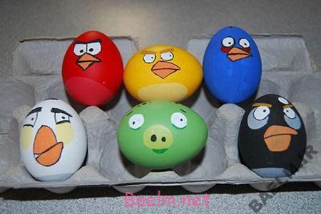 تزئین سفره هفت سین | آموزش درست کردن تخم مرغ برای عید نوروز