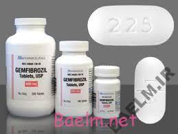 دارونامه | موارد مصرف و عوارض داروي جیم فیبروزیل