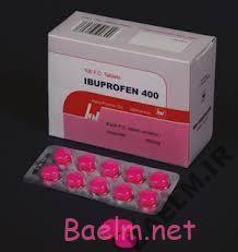 دارونامه   موارد مصرف و عوارض داروي ایبوپروفن