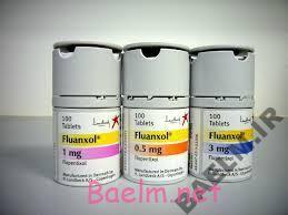 دارونامه | موارد مصرف و عوارض داروی فلوپنتیکسول