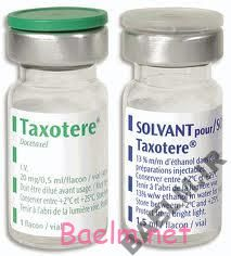 دارونامه   موارد مصرف و عوارض داروی دوستاکسل