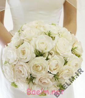 مدلهای زیبای دسته گل برای تو دست گرفتن عروس خانوم