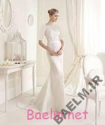 چکار کنیم در لباس عروسی لاغرتر بنظر برسیم؟