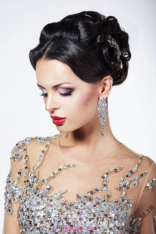 مد و زیبایی | مدل جدید گوشواره عروس 2014