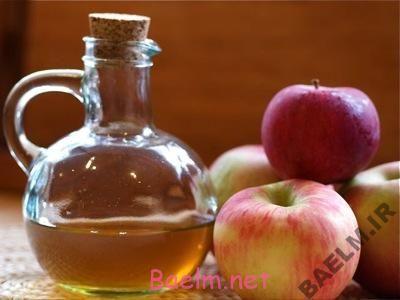 آموزش طرز تهیه سرکه سیب خانگی   خانه داری • گوناگون • همراه با علم