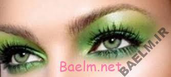 آرایش و زیبایی   عکس های زیبا از مدل های زیبای آرایش چشم(سری سوم)