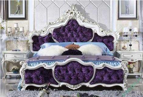 مد و زیبایی | سری جدید عکسهای تخت خواب سلطنتی