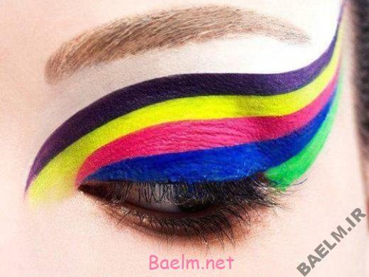 آرایش و زیبایی | عکس های زیبا از مدل های زیبای آرایش چشم(سری دوم)
