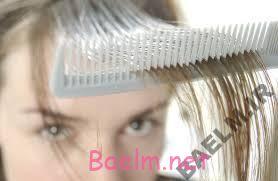 بهداشت مو   راههای جلوگیری از ریزش موهای کم پشت