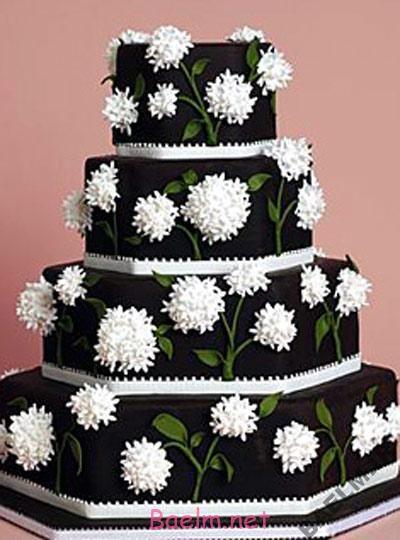 تزئینات عروسی | سری سوم عکس های کیک عروسی