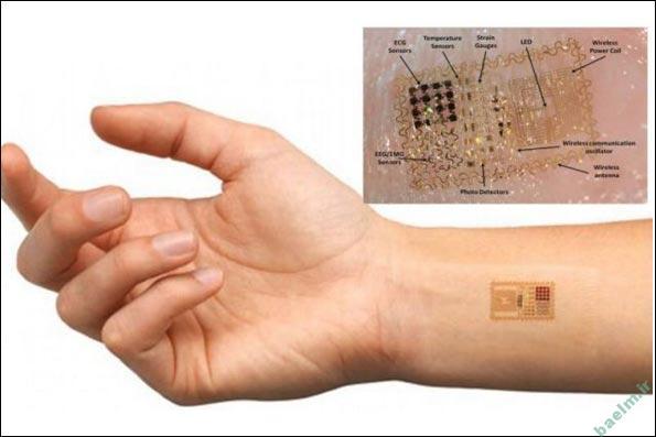 علم و فناوری | میکروفونی با خالکوبی روی گردن