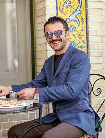 سينما و تلوزيون | مصاحبه بهاره رهنما با امين حيايي