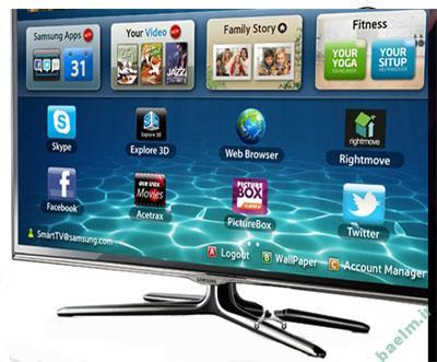 علم و فناوری   تلوزیونی که بیننده هایش را شناسایی میکند!!