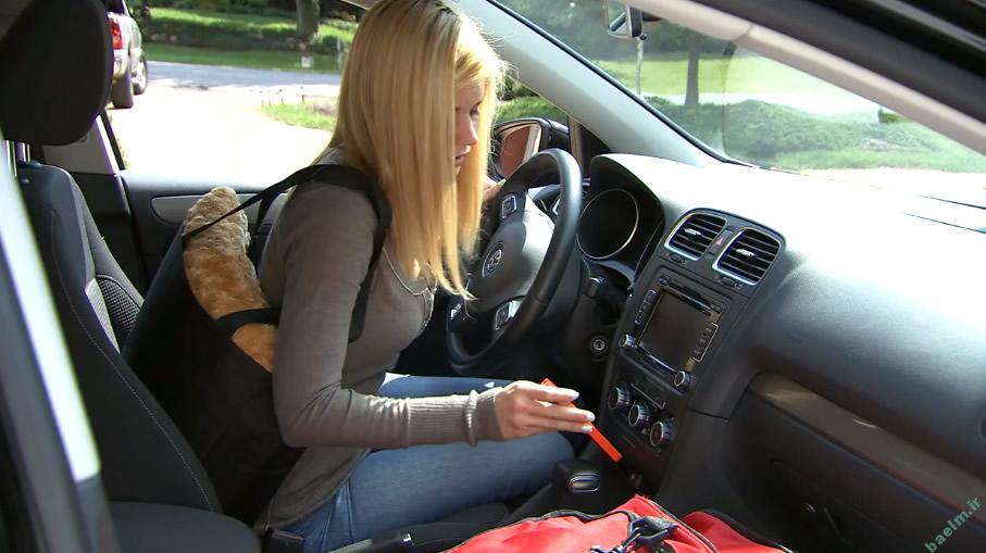 علم و فناوری   سیستم ی که از پیامک زدن هنگام رانندگی جلوگیری میکند