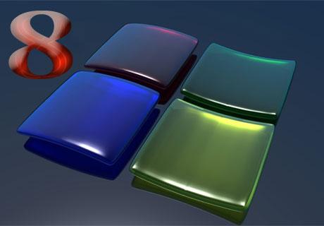 نرم افزار | حالت پنجره ها را در ویندوز8 شیشه ای کنیم