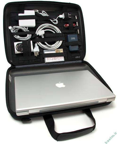 10وسیله ی که قرار دادن آن در کوله پشتی لپ تاپ ضروری است!
