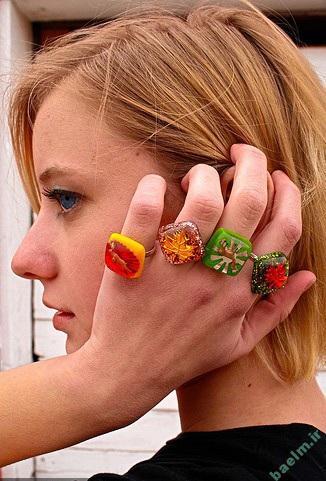 طالع بینی | فال انگشتر در انگشت های مختلف