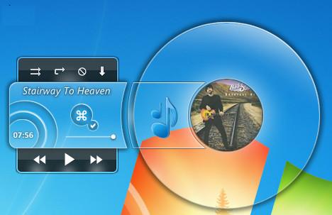 نرم افزار   چگونه سيديهاي صوتي را با مدياپلير ويندوز 7 بايگاني کنیم؟