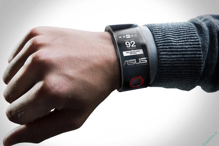 علم و فناوری | معرفی ساعت ایسوس مجهز به کنترل صوتی و حرکتی