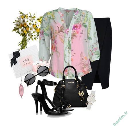 منتخبی از بهترین ست های لباس زنانه