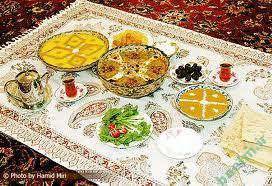 تغذيه و سلامت   مواظب اضافه وزن در مهماني هاي ماه رمضان باشيد
