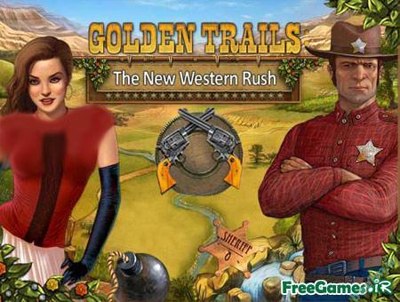 دانلود رايگان | بازي Golden Trails | بازی مسیر طلایی