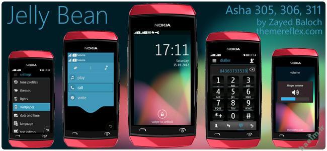 موبایل | معرفی قابلیت ها و امکانات گوشی های Asha Touch نوکیا