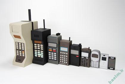 موبایل   اولین تماس تلفنی با موبایل کی انجام شد!؟