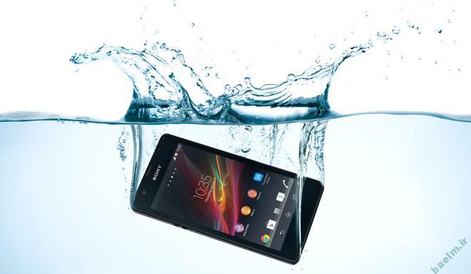 موبایل | نجات تلفن همراه،تبلت و گجت ها پس از افتادن در آب