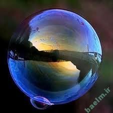 علم و فناوری | صفحه نمایشی از جنس حباب صابون