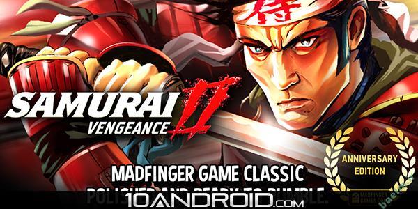 دانلود با لينك مستقيم | بازی سامورایی ۲: انتقام Samurai II: Vengeance v1.1