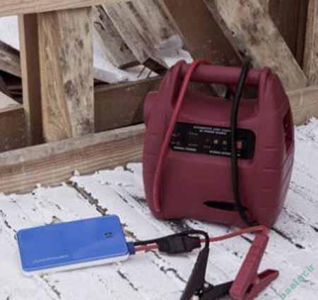 موبایل | جدید ترین شارژر گوشی که باتری ماشین شارژ میکند