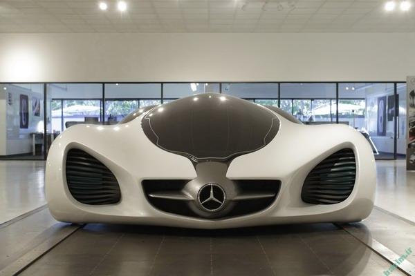 عكس جالب | تصاوير جالب از مرسدس بنز بیوم Mercedes-Benz Biome