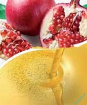 خواص مواد غذایی | سلامتی بدن با استفاده از روغن دانه انار