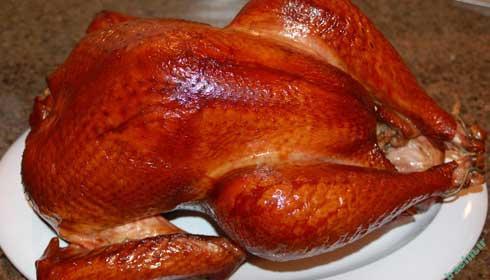 خواص مواد غذایی | تقویت سیستم ایمنی بدن با خوردن گوشت بوقلمون