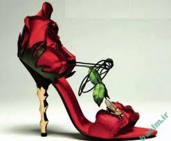 مد و زیبایی | عکسهایی از عجیب ترین و جالب ترین کفش های دنیا