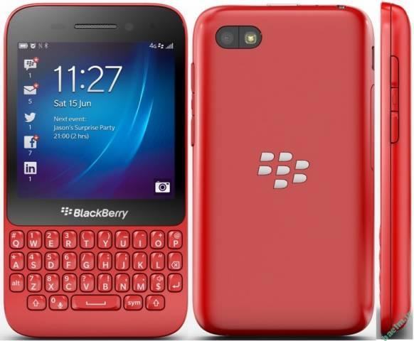 موبایل | گوشی  BlackBerry Q5 با صفحه کلیدQWERTY