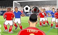 بازي آنلاين فلش | بازی پرتاب کورنر-Corner Throw  + لينك دانلود بازي