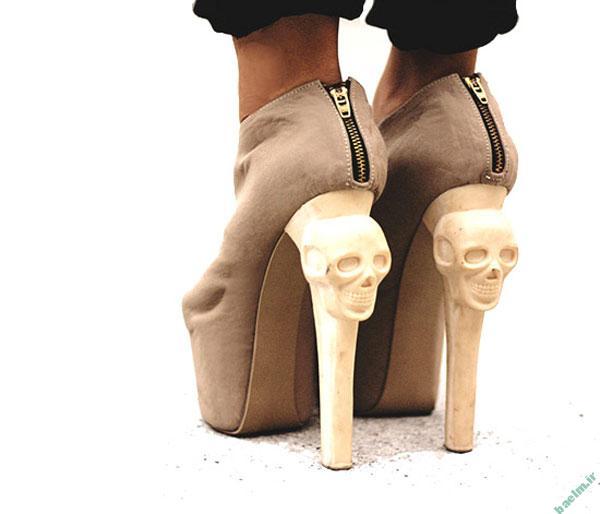 کفش های عجیب و غریب