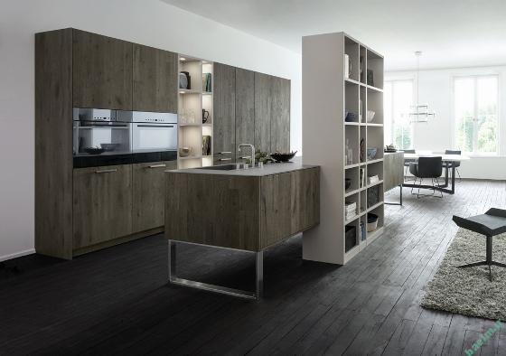 مد و دكوراسيون | عكس هاي زيبا از چيدمان آشپزخانه به سبك مدرن