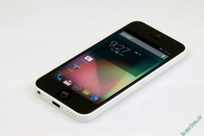 موبایل | ساخت بدل  گوشی آیفون 5 و 6 از سوی چینی ها