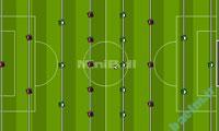 بازي فلش دونفره آنلاين | فوتبال دو نفره-Double Football + لينك دانلود بازي