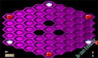 بازي فكري آنلاين |بازی شش گوشه-hexagon