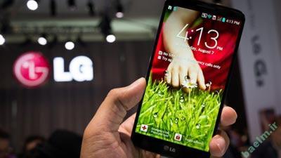 موبایل | بررسی تخصصی و اولیه ال جی جی 2 (LG G2)