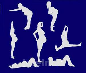 ورزش,ورزش در دوران بارداری,فواید ورزش در دوران بارداری