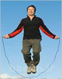 ورزش و سلامت | درباره طناب زدن بيشتر بدانيم